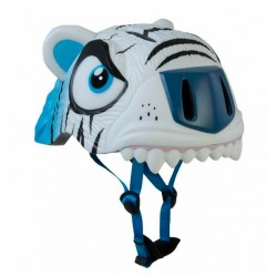 Casco Para Chicos Crazy Safety Tiger