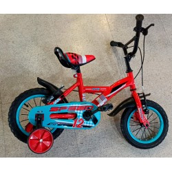 Bicicleta Nene Rodado 12 Jordan