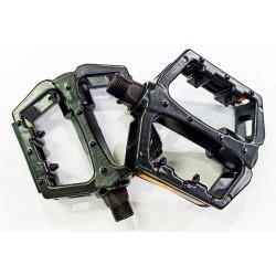 Pedales Aluminio Plataforma 9-16