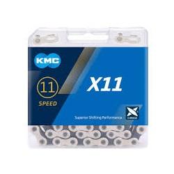 Cadena KMC X11 para 11 Velocidades