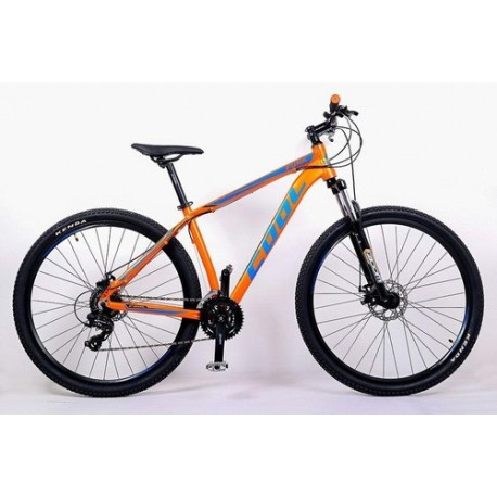 bicicleta Cool Funk 24 velocidades