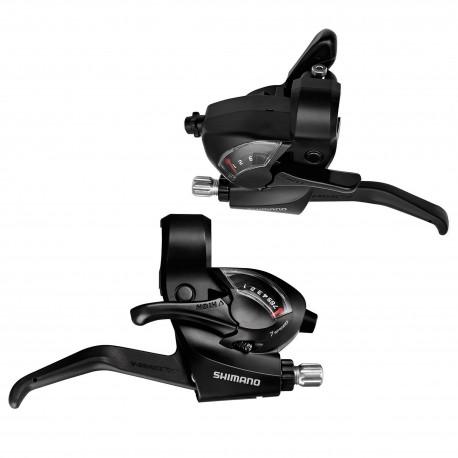 Shifter Shimano ST-EF41 7x3 Integrado