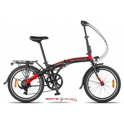 Bicicleta Plegable Aurorita Smart BK