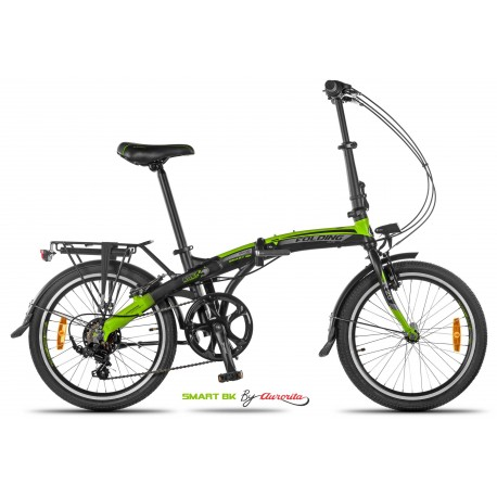 Bicicleta Plegable Aurorita Smart BK