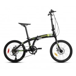Bicicleta Plegable TopMega Full Claris