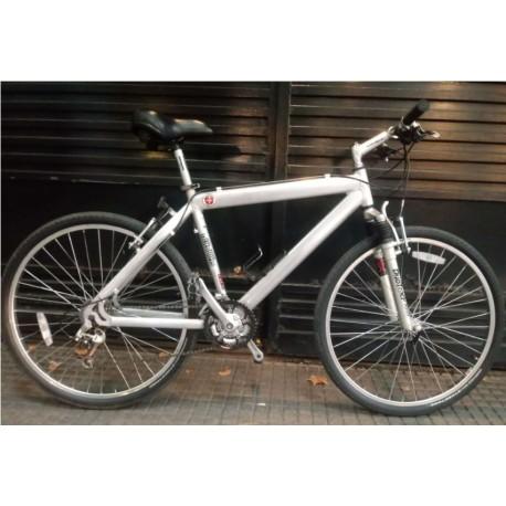 Bicicleta Usada MTB 26 Plateada