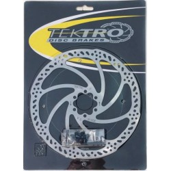 Disco Tektro 160 mm 6 Tornillos