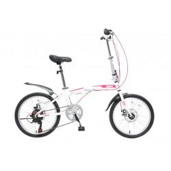 Bicicleta Plegable SBK Aluminio