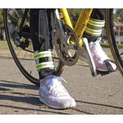 Reflectivo botamanga para ciclista