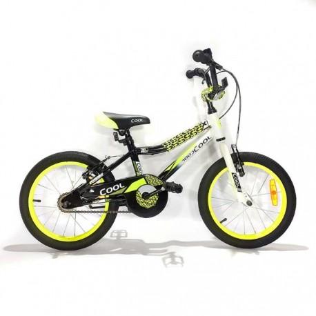 Bicicleta Rodado 16 Nene Modelo Cool