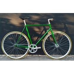 Bicicleta Fixie Modelo Jaguar