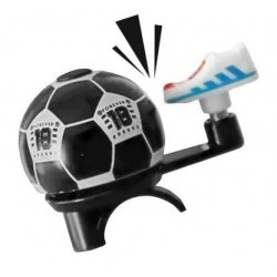 Timbre pelota de fútbol
