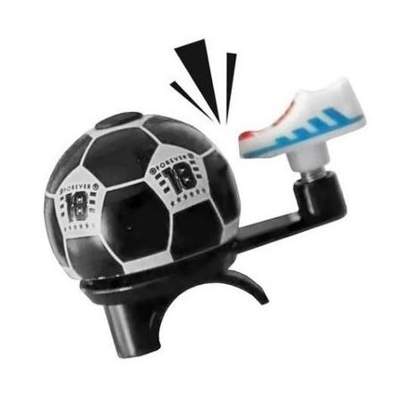 Timbre para bicicleta pelota de fútbol