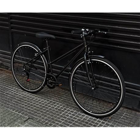 Bicicleta Urbana 7 Velocidades Dama