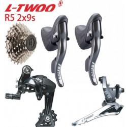 Grupo LTWOO RUTA 2x9 R5
