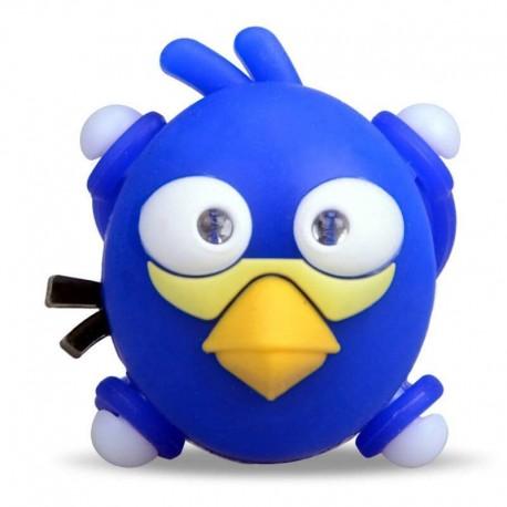 Luz de Silicona Angry Birds a pilas