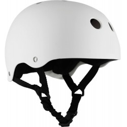 Casco Smart color blanco