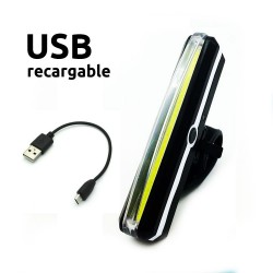 Luz LED USB DELANTERA