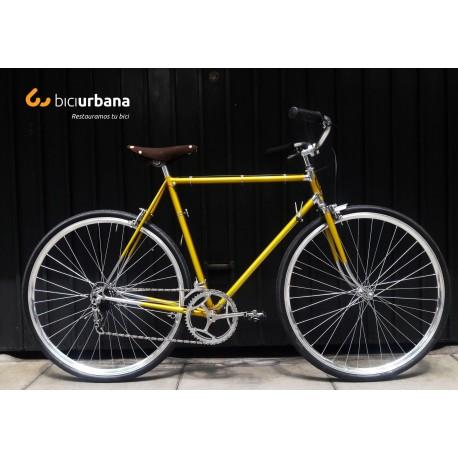 Bicicleta Legnano Restaurada y Pintada