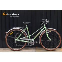 Bicicleta Peugeot Restauración Conservativa