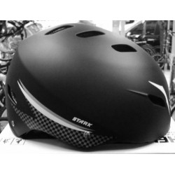 Casco Ciclismo Color negro Stark