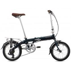 Bicicleta Plegable Rodado 16 Bickerton Pilot