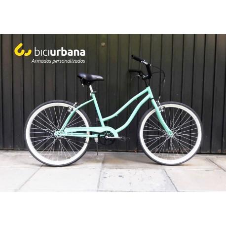 Bicicleta Playera Hombre Mujer Con frenos
