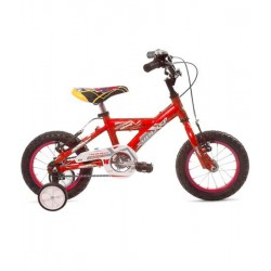 Bicicleta Skin Red Native Rodado 12