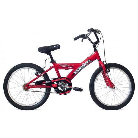 Bicicleta Skinred Native Rodado 20