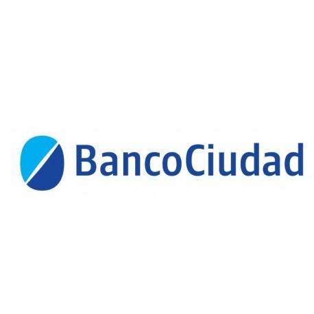 12 y 24 Cuotas Banco Ciudad