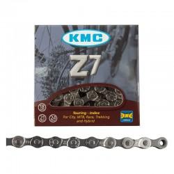 Cadena KMC Z7 18, 21 o 24 Vel