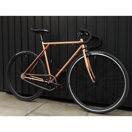Bicicleta Piñón Libre Modelo Cobra