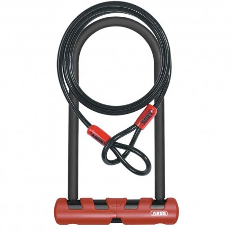 Cadena Abus Ultimate 420 + Loop Cable Level 10