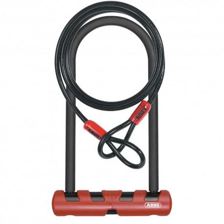 Cadena Abus Ultimate 420 + Loop Cable Nivel 10