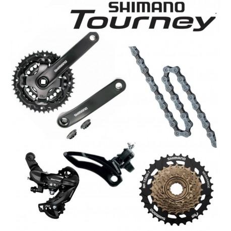 Grupo Shimano Tourney