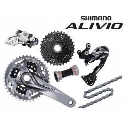 Grupo Shimano Alivio