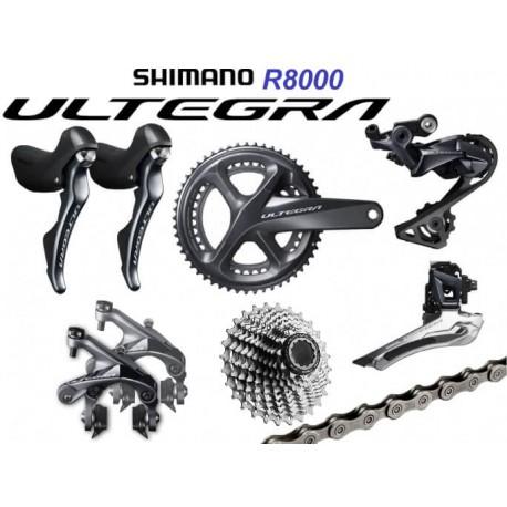 Grupo Shimano Ultegra R8000