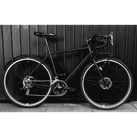 Bicicleta gravel modelo Brest Claris