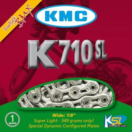 Cadena Single Speed KMC K710 SL Alivianada