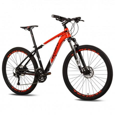 Bicicleta Teknial Tarpan 400b 27.5 Alivio