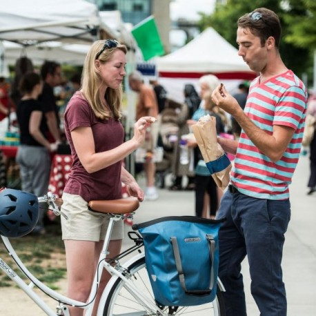 Alforja Ortlieb Bike Shopper 20l