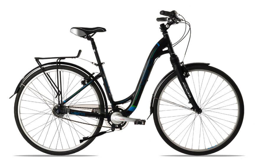 Bicicleta Híbrida Vairo Metro