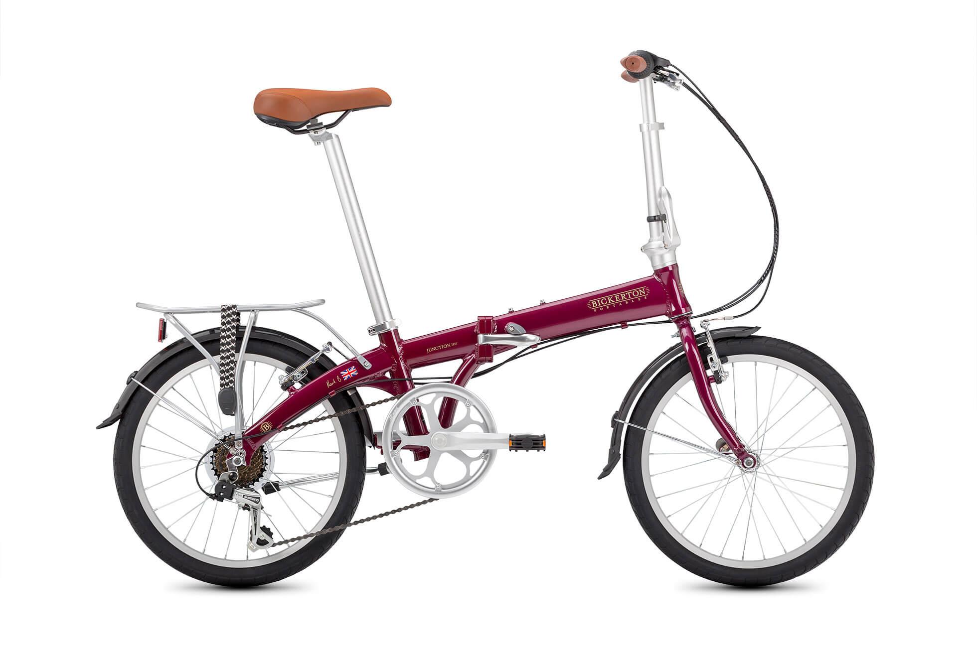 Bicicleta Plegable Bickerton