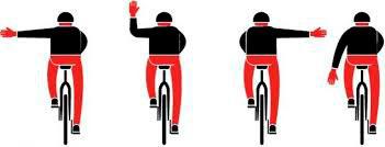 Como circular en bicicleta