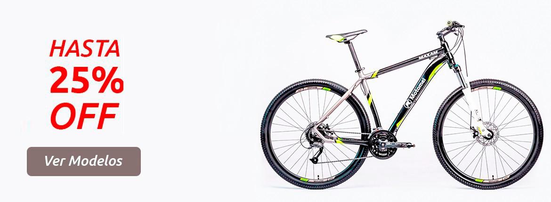 Ofertas de navidad: bicicletas 20% Off