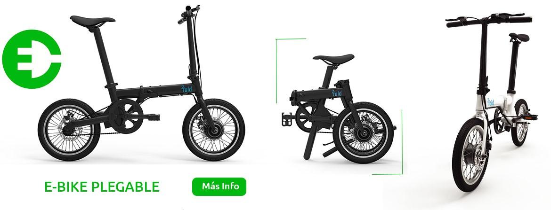 Bicicleta Eléctrica Plegable e-bike
