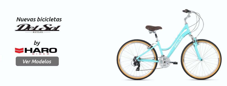 Bicicletas Del Sol by Haro