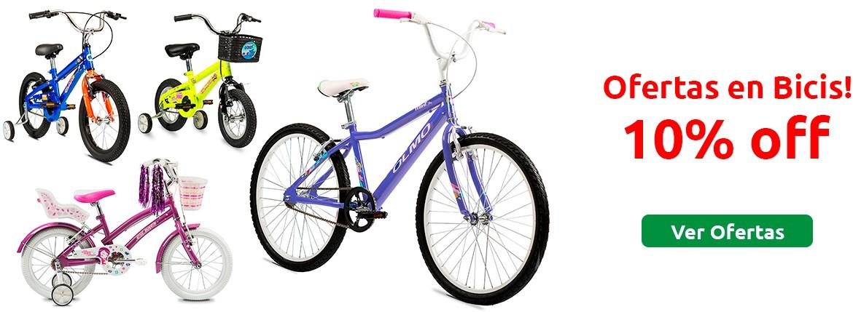 Ofertas de Bicicletas