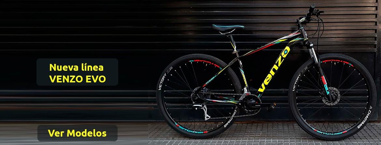 Bicicletas Venzo