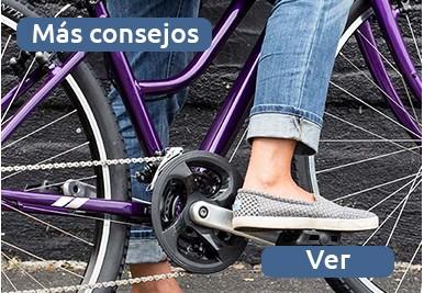 Más consejos para tu bici